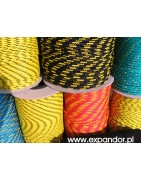 Pletená lana